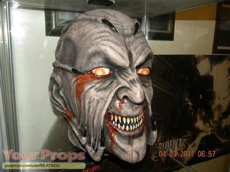 Jeepers Creepers Custom Creeper Masqurade Mask. Replica