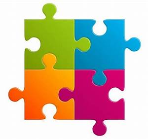 Jigsaw Puzzle Pieces Vector - free psd download - ClipArt ...