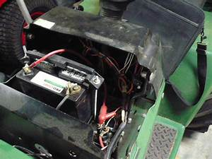 Location Of Regulator - Sears  Craftsman Tractor Forum