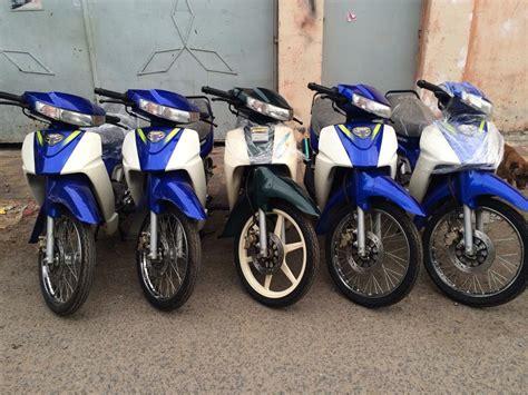 Việt Nam Vừa Nhập Về Lô Hàng Suzuki Sport 110 Và Ya Z New