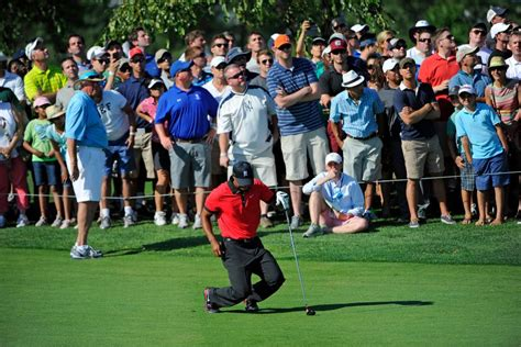 When Tiger Woods was arrested, 'he was lost in every ...