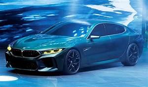 Bmw M8 2018 : geneva motor show 2018 bmw concept m8 gran coupe unveiled ~ Mglfilm.com Idées de Décoration