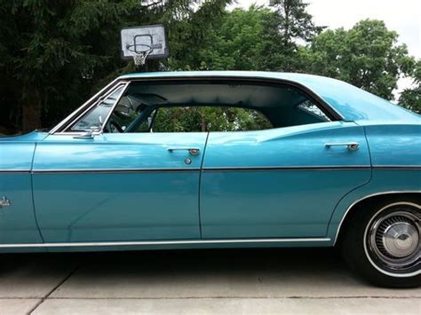 buy   impala  door sport sedan rare  mchenry