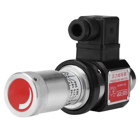 Jcs Hydraulic Pressure Switch Relay
