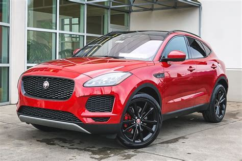 2019 Jaguar E Pace 2 by New 2019 Jaguar E Pace Se Sport Utility In Bellevue 90579