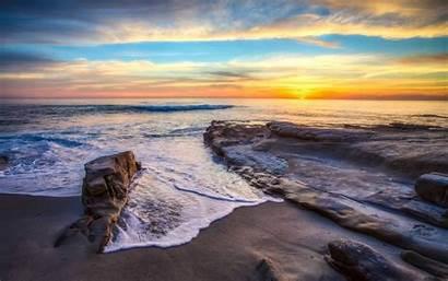 Diego San Beach Macbook Pro Wallpapers Mac