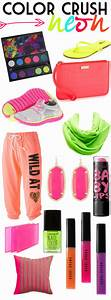 Color Crush: Neon Must Haves