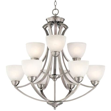 Possini Design Chandelier by Possini Design Milbury Nine Light 30 Quot Wide Chandelier
