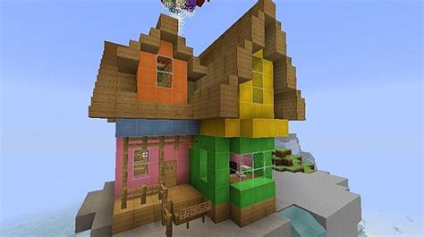 pixar   house minecraft  minecraft building