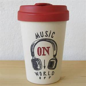 Coffee To Go Bambus : bamboo cup coffee to go becher music on world off bambus kaffeebecher ebay ~ Eleganceandgraceweddings.com Haus und Dekorationen