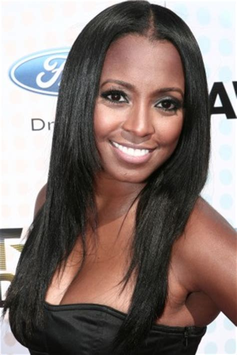 hair crush wednesday keshia knight pulliams  natural