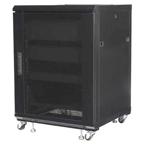 armadio rack usato armadio rack 19 600x600 15u per audio nero su