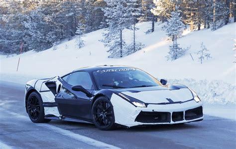 Ferrari Hybrid Supercar Will Be Revealed In Maranello