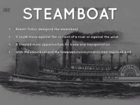 Steamboat Haiku by Industrial Revolution By Adnan Sator