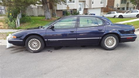 how to fix cars 1997 chrysler lhs auto manual 1997 chrysler lhs for sale 11 used cars from 406