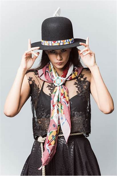 Yellowtail Native American Designer Bethany Looks Clothing