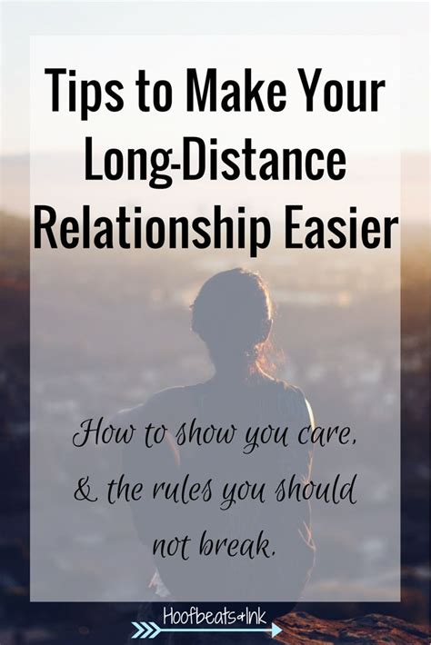 tips    long distance relationship easier show