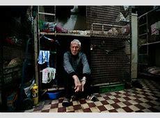 Hong Kong's housing crisis seen through 40 sqft