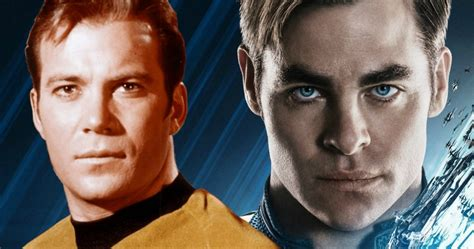 William Shatner Thinks Star Trek Successor Chris Pine ...