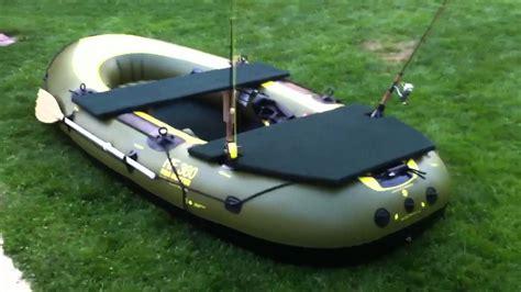 Inflatable Boat Fish Hunter by Custom Sevylor Fish Hunter Doovi