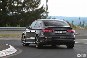 Audi Rs3 Sedan : audi rs3 sedan 2018 12 july 2017 autogespot ~ Medecine-chirurgie-esthetiques.com Avis de Voitures