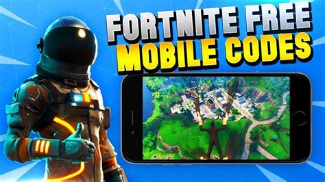 fortnite mobile        code ios