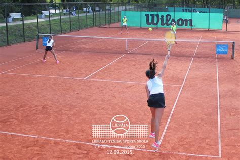 the itf tournament in liepaja has concluded liepājas tenisa sporta skola