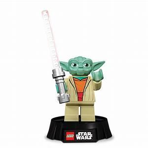 Lampe Star Wars : lampe de bureau 12 led maitre yoda figurine lego star wars achat ~ Orissabook.com Haus und Dekorationen