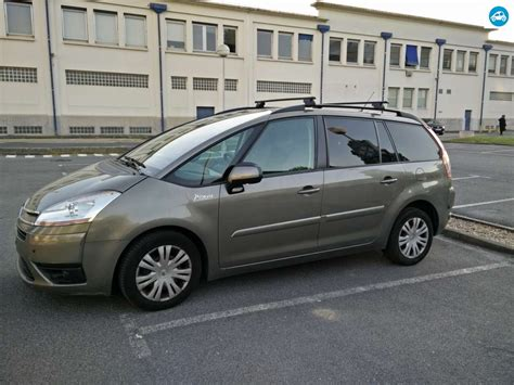 fap c4 picasso achat ciroen grand c4 picasso 1 6 hdi fap pack ambiance 2007 d occasion pas cher 224 6 200