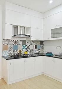 Credence Cuisine Moderne : la cr dence une vraie touche d co en cuisine trouver ~ Dallasstarsshop.com Idées de Décoration