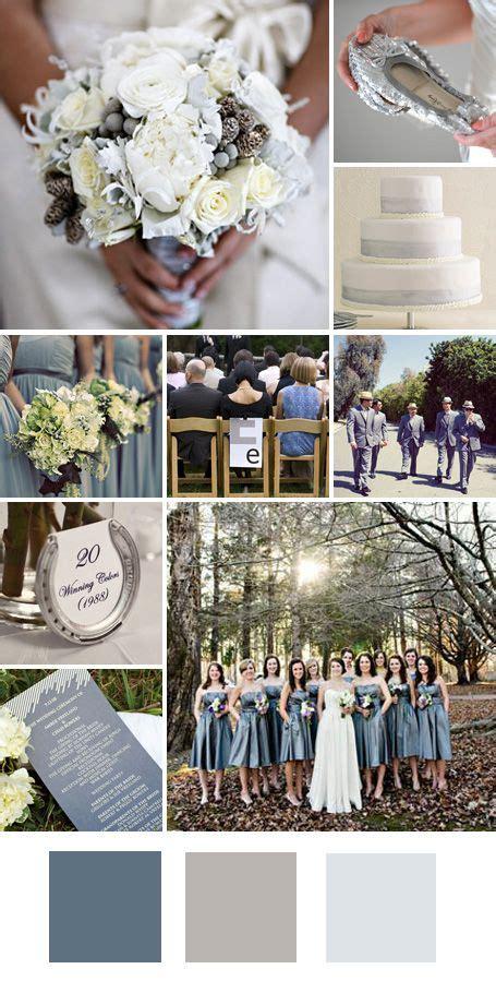 15 Wedding Color Combos You've Never Seen Gray wedding