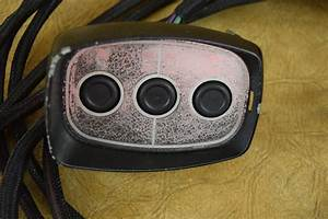 Mercury  U0026 Mercruiser Ptt Switch  U0026 Harness For Dash Panel