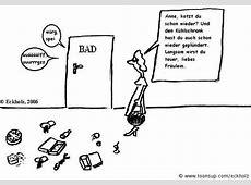 Cartoon Bulimie