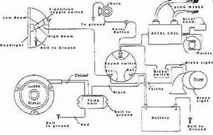 Wiring Diagram Database  Accel Super Coil Wiring Diagram