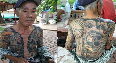 fugitive japanese yakuza boss caught  lopburi