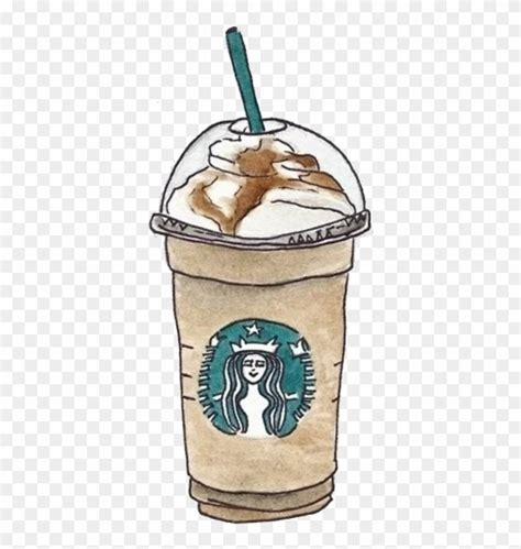 19 starbucks cup clipart huge freebie. Coffee Starbucks Cafe Drawing Drink Hand Painted - Drawings Of A Starbucks Cup Clipart (#1008342 ...