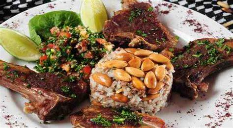 recettes cuisine libanaise recettes de cuisine libanaise
