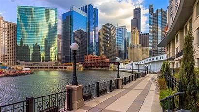 Chicago Skyscraper Skyscrapers Urban Wallpapers Illinois Stream