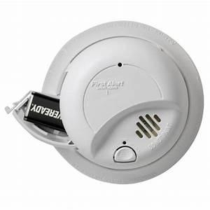 First Alert Smoke Alarm Beeping