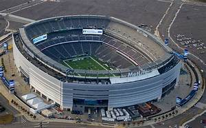 Metlife Stadium New York Jets Football Stadium Stadiums