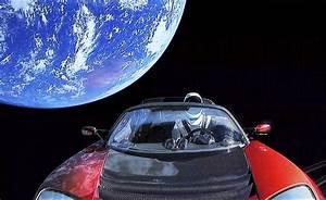 Tesla Dans Lespace : tesla un magicien dans l espace ~ Nature-et-papiers.com Idées de Décoration