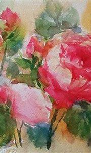 watercolor by Nilsamai