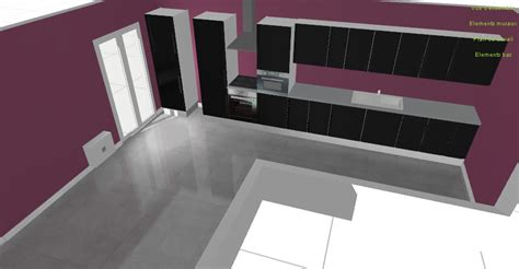 logiciel conception cuisine 3d dessiner ma cuisine en 3d gratuit evtod