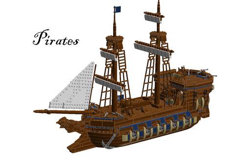 Sea Monster Vs. Pirate Ship