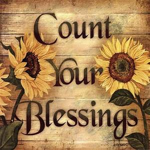 count your blessings artwork by ed wargo at framedartcom With kitchen colors with white cabinets with count your blessings wall art