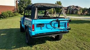 1971 Ford Bronco 4x4   Early Bronco For Sale