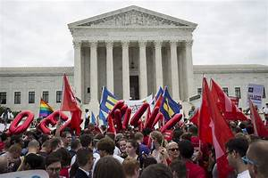 Gay Marriage US Supreme Court Ruling: Countries Where Gays ...