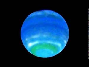 Neptune As Seen By The Hubble Telescope - YouTube