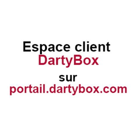 darty siege social portail dartybox mon espace client sur portail dartybox com