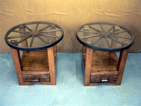 wagon wheel coffee table wagon wheel table had wagon wheel coffee table i
